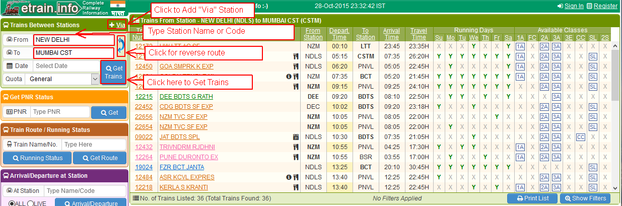 Image Gallery Indian Railway Trains Between